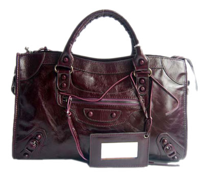 Balenciaga Handbag 084332 1 Purple