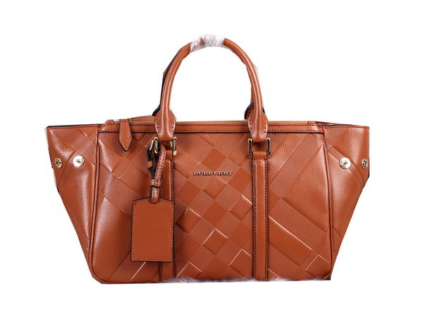 BurBerry Tote Bag Original Grainy Leather 3938592 Brown