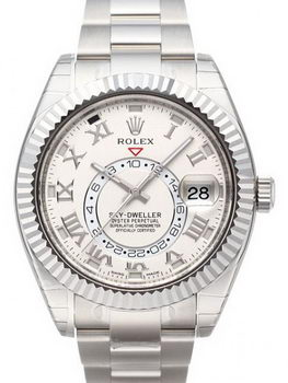 Rolex Sky Dweller Watch 326939A