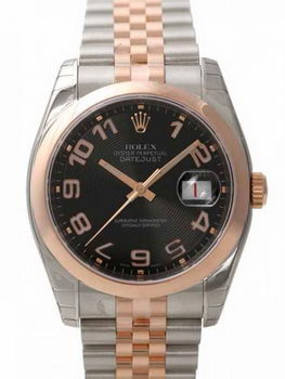 Rolex Datejust Watch 116201C