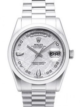 Rolex Day Date Watch 118206A