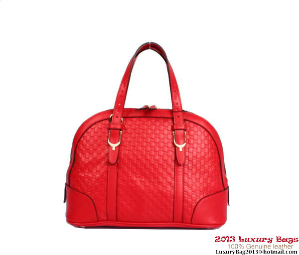 Gucci Nice Small Top Handle Bag 309617 Red