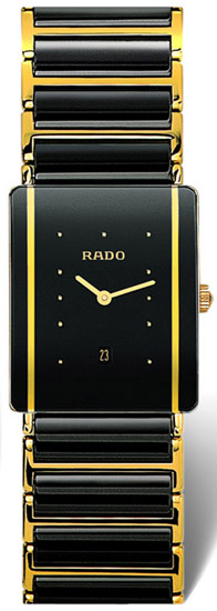 Rado Integral Series Midsize Quartz Unisex Watch R20381162