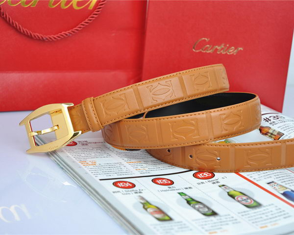 Cartier New Surface Withhold Large Flower Belt RT0012A