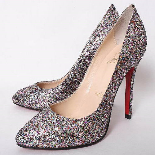 Christian Louboutin Pigalle pumps multi-color