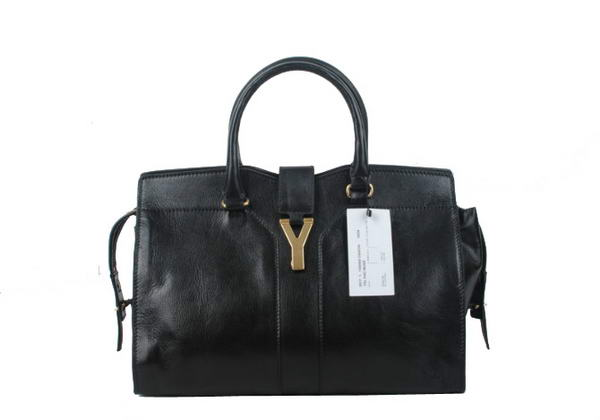 Yves Saint Laurent Cabas Chyc Bag Small YSL708 Black