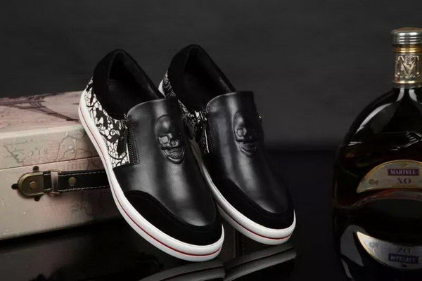 ALEXANDER MCQUEEN Casual Shoes MCQ269 Black
