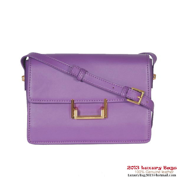 Yves Saint Laurent Classic Lulu Bag Y5804 Purple