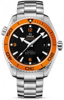 Omega Seamaster Planet Ocean Big Size Watch 158598E