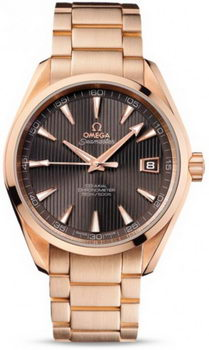Omega Seamaster Aqua Terra Chronometer Watch 158592C