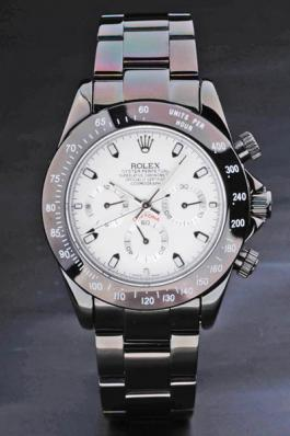 Rolex Daytona Mechanism Black White 38mm Men Watch-RD3750