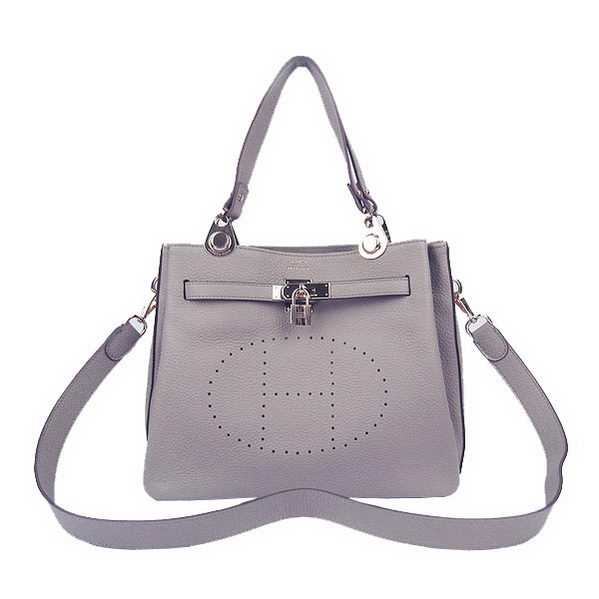 Hermes Mini So Kelly 30CM Bag H60668 Grey