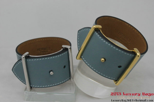 Hermes Genuine Leather Bracelet H1140_3