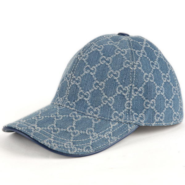Gucci Hat GG10 Blue