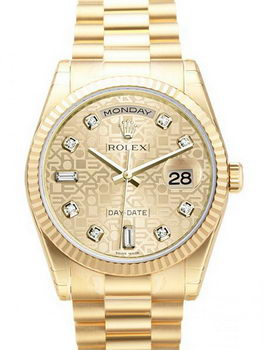 Rolex Day Date Watch 118238A