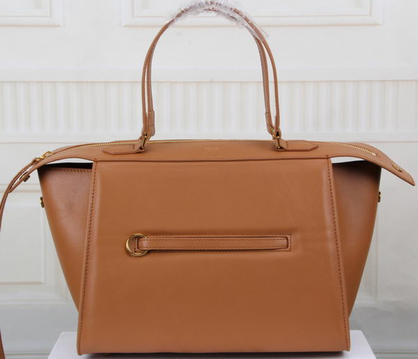 Celine Ring Bag Smooth Calfskin Leather 176203 Wheat