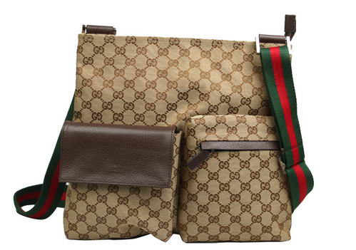 Gucci Graceful Medium Messenger Bag 169937 F4FOR 9791