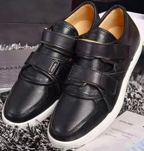 Dolce & Gabbana Casual Shoes D&G44 Black