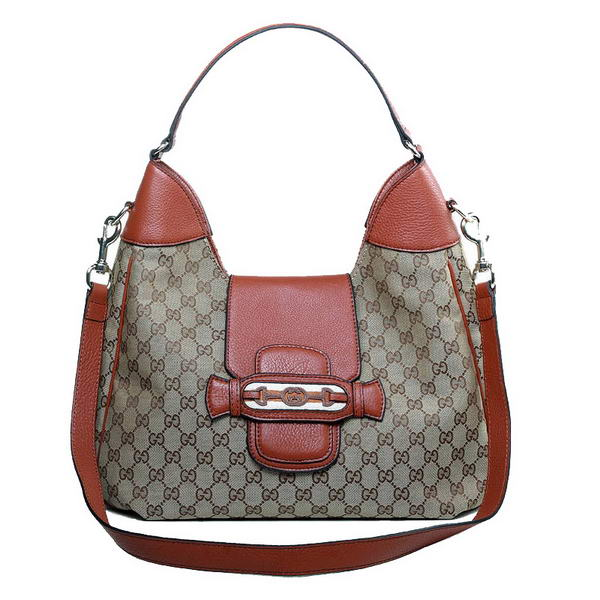 Hot Style Gucci Dressage Original GG Canvas Hobo Bag 296851 F4CKG 8566