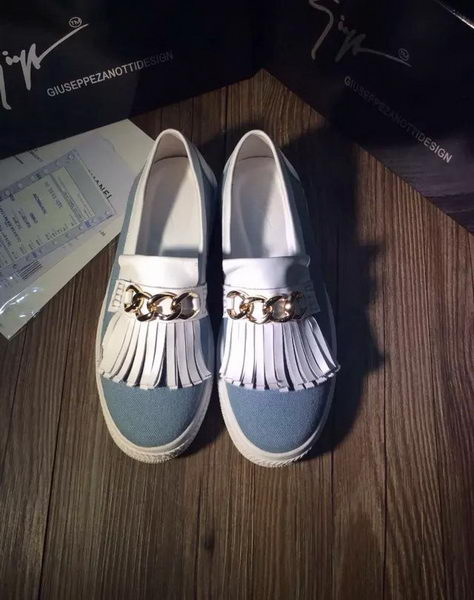 Giuseppe Zanotti Casual Shoes GZ0378LJD Light Blue