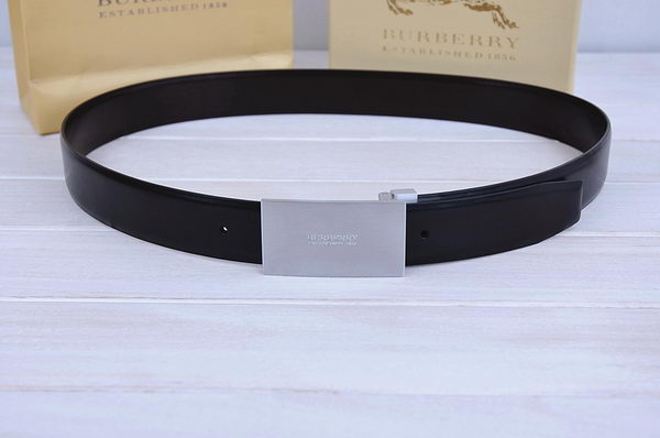 Burberry New Belt Buckle Word-Inch Flat-3B Version With BU3007B