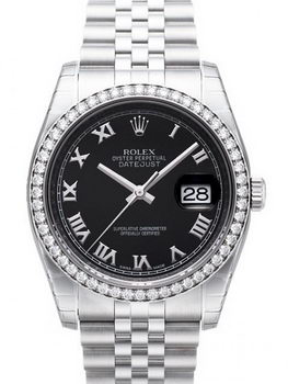 Rolex Datejust Watch 116244H