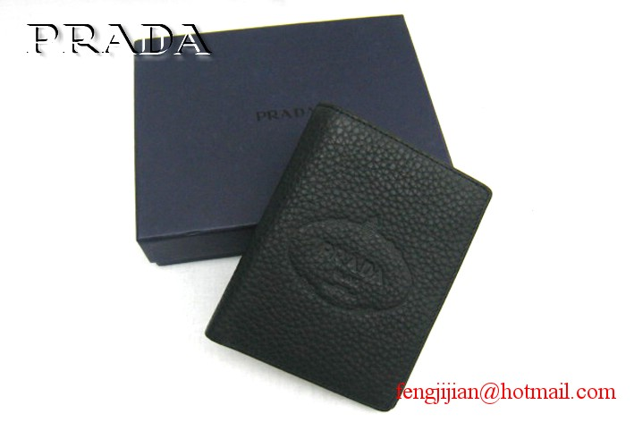 Authentic Prada Wallet 2 black