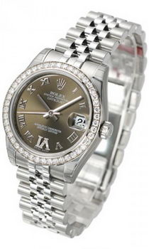 Rolex Datejust Lady 31 Watch 178384F
