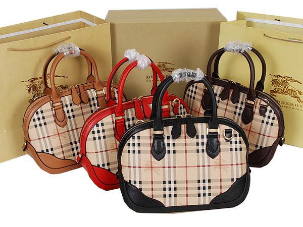 BurBerry Large Orchard Bag in Haymarket Check 9001