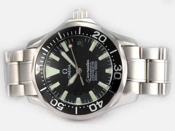 Omega Seamaster Watch OM8039F