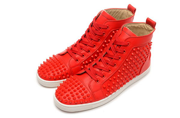 Christian Louboutin Casual Shoes CL821 Red