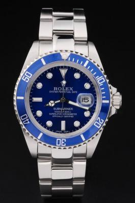 Rolex Submariner Mechanism Blue Surface Watch-RS2419