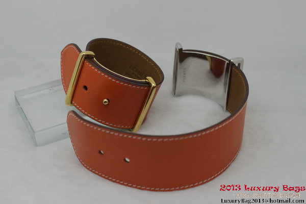 Hermes Genuine Leather Bracelet H1140_2