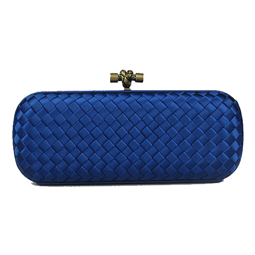 Hot Sell Bottega Veneta clutch purse 8651 blue
