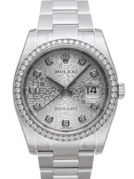 Rolex Datejust Watch 116244L