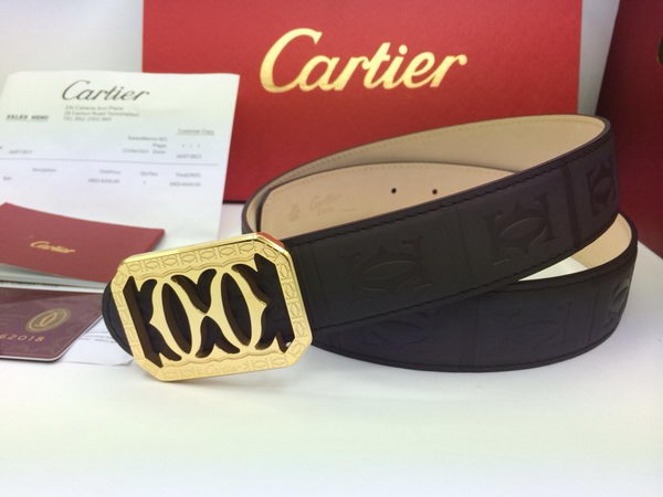 Cartier Belt KA2003B Brown