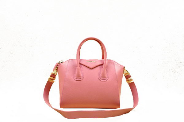 Givenchy Small Antigona Bag Original Leather 9981S Pink