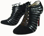 Christian louboutin CL 822 boot black
