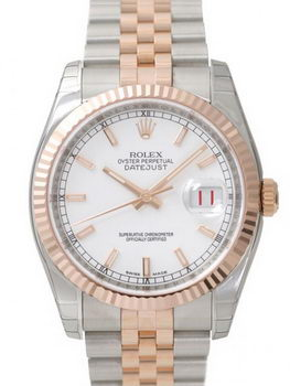 Rolex Datejust Watch 116231K