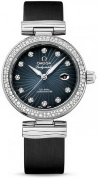 Omega De Ville Ladymatic Watch 158614AG