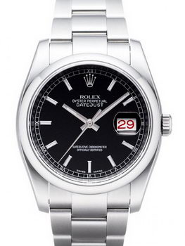 Rolex Datejust Watch 116200F