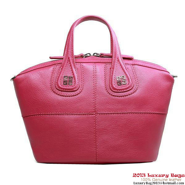Givenchy Goat Leather Tote Bag G9989 Rose