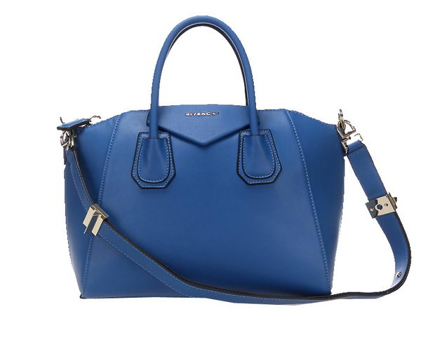 Givenchy Antigona Bag Original Leather G9981 Royal