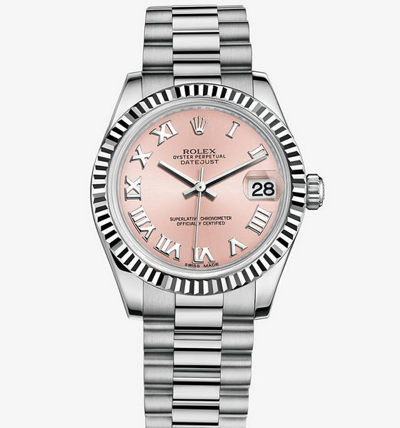 Rolex Datejust Ladies Watch RO8022E