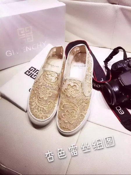Givenchy Casual Shoes Lace GI35 Apricot