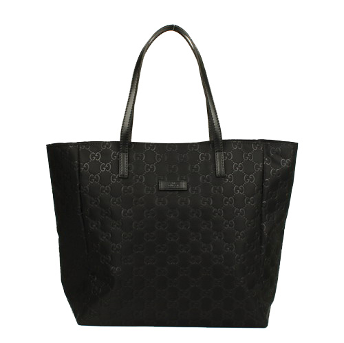 Gucci Travel Business Tote Bag 282439 Black