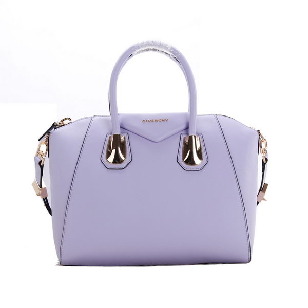 Givenchy Small Antigona Bag Original Leather 9981S Lavender