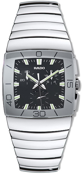 Rado Sintra Series Chronograph Ceramic Mens Watch-R13600022