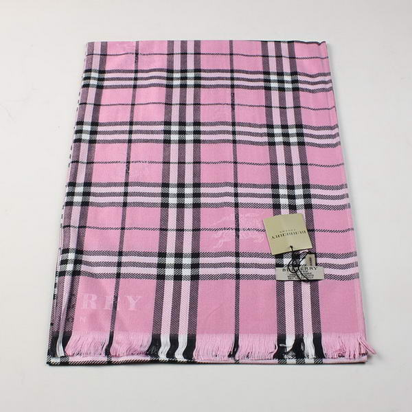 Burberry Scarf WJBUR07 Pink