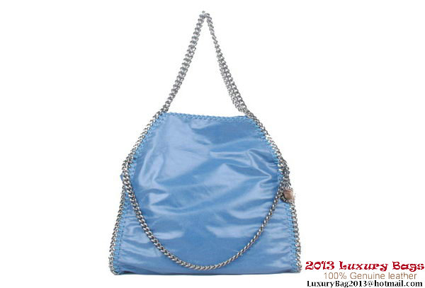 Stella McCartney Tote Bag 809 Blue